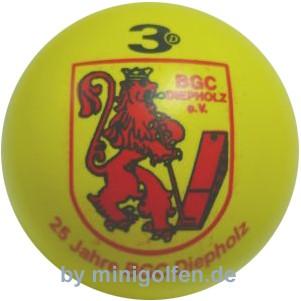 3D 25 Jahre BGC Diepholz
