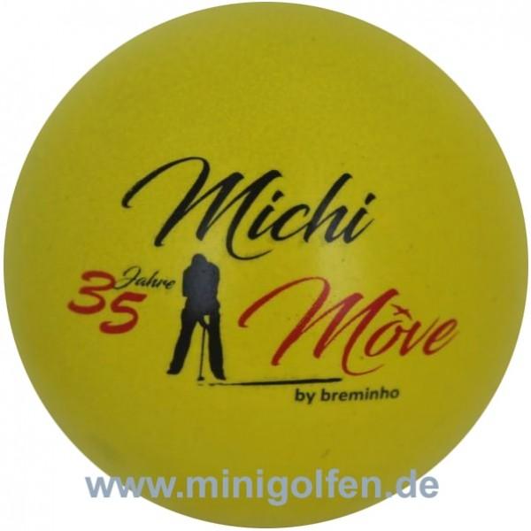 SV 35 Jahre Michi Möve