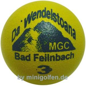 3D MGC Bad Feilnbach - Da Wendelstoana