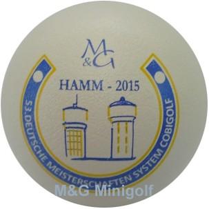 M&G 53. DM System Cobigolf - Hamm 2015