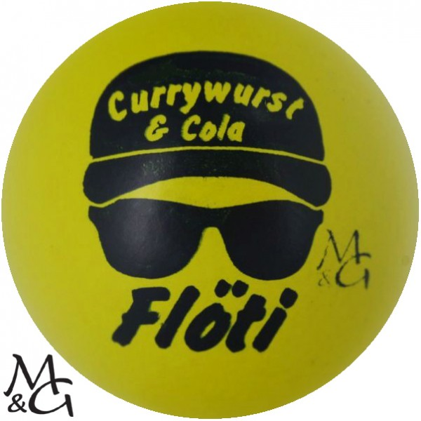 M&G Flöti - Currywurst & Pommes