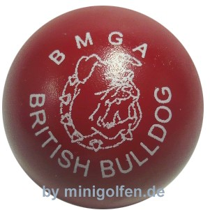 maier BMGA British Bulldog Rot