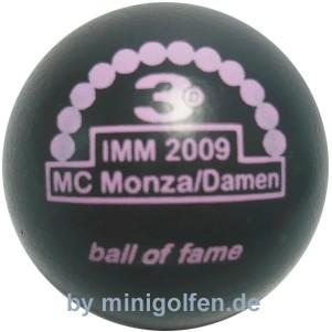 3D BoF IMM 2009 M.C. Monza Damen