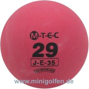 """MTEC J-E-35 """"der 29er"""""""