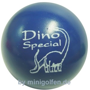 "M&G Dino Special ""Blau"""