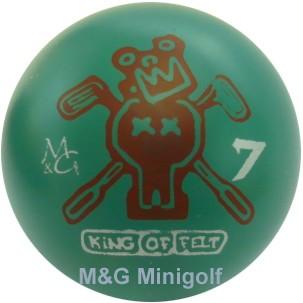 M&G King of Felt #7