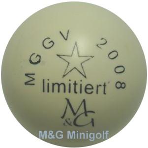 """M&G MGGV 2008 limitiert """"weiß"""""""