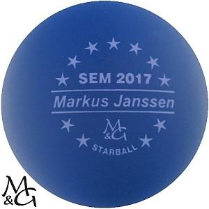 M&G Starball SEM 2017 Markus Janssen