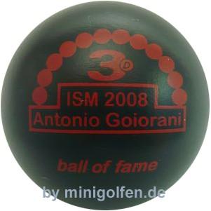 3D BoF ISM 2008 Antonio Goiorani
