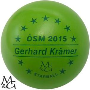 M&G Starball ÖSM 2015 Gerhard Krämer