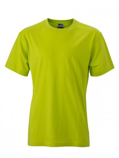 T-Shirt Rundhals Herren (bis 5XL)