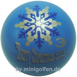 3D Merry Christmas 2005