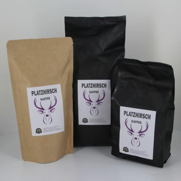 Platzhirsch: Kaffee & Espresso