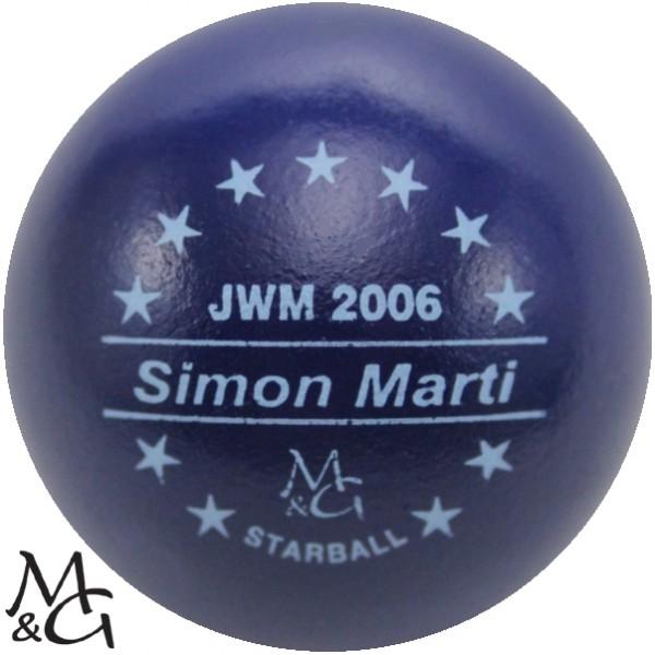 M&G Starball JWM 2006 Simon Marti