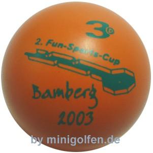 3D 2. Fun-Sportscup Bamberg 2003