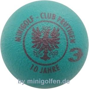 3D 10 Jahre Minigolfclub Frutigen