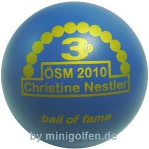 3D BoF ÖSM 2010 Christina Nestler