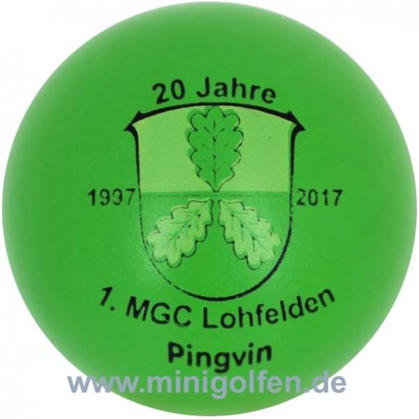 Pingvin 20 Jahre 1. MGC Lohfelden 1997