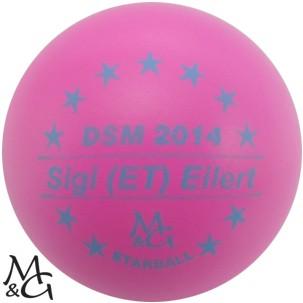 M&G Starball DSM 2014 Sigi (ET) Eilert