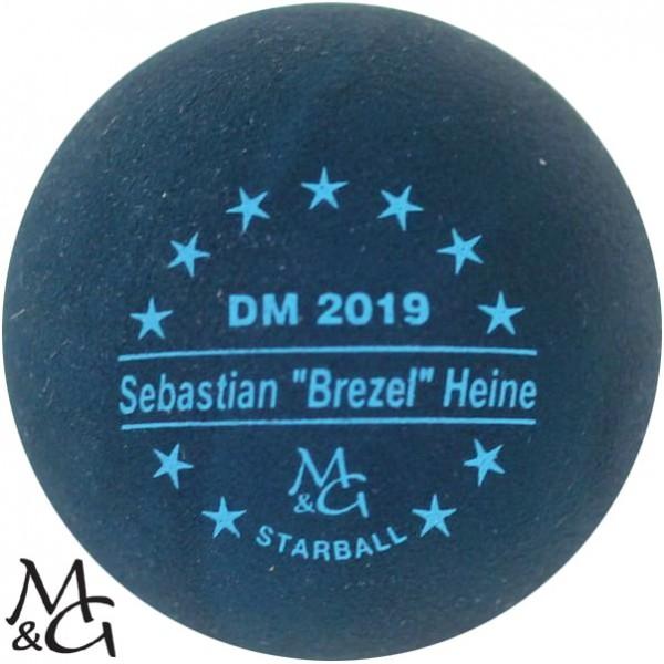 """M&G Starball DM 2019 Sebastian """"Brezel"""" Heine"""