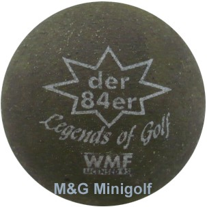 mg Legends of Golf - der 84er