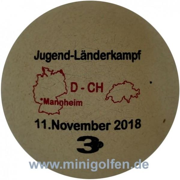 3D Länderkampf D-CH