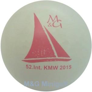 M&G 52. KMW - Kieler Miniaturgolf Wettspiele 2015