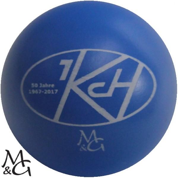 M&G 50 Jahre 1. KC Homburg