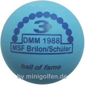 3D BoF DMM 1988 Brilon/Schüler