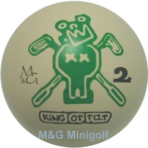 M&G King of Felt #2