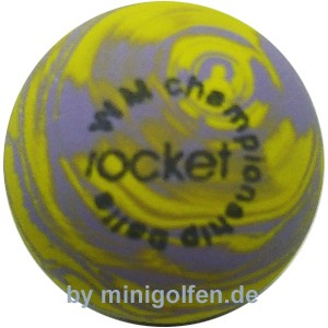M&G Turbo - Rocket 1 - WM championchip balls