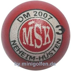 3D DM 2007 MSK Neheim-Hüsten