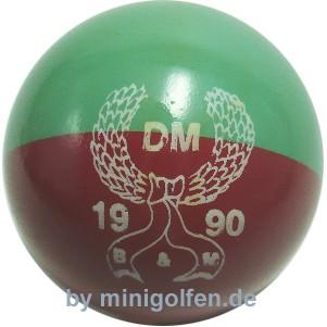 B&M DM 1990
