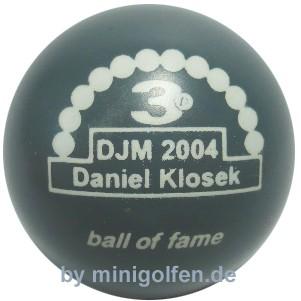 3D BoF DJM 2004 Daniel Klosek