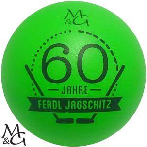 M&G 60 Jahre Ferdl Jagschitz