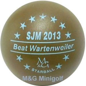 M&G Starball SJM 2013 Beat Wartenweiler