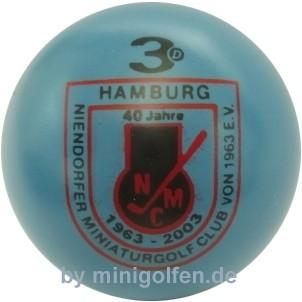 3D 40 Jahre Niendorfer MC