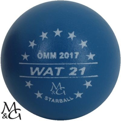 M&G Starball ÖMM 2017 WAT 21
