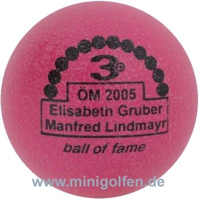 3D BoF ÖM 2005 Elisabeth Gruber/ Manfred Lindmayr