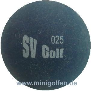 SV Golf 25