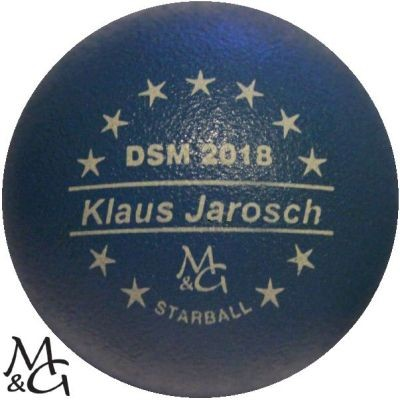 M&G Starball DSM 2018 Klaus Jarosch