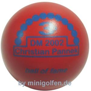 3D BoF DM 2002 Christian Pannek