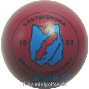 3D Västsvenska Bangolfforbundet 2011