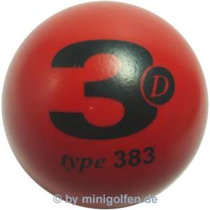 3D type 383