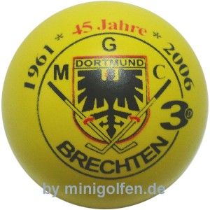 3D 45 Jahre MGC Brechten