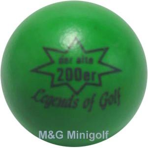 mg Legends of Golf - der alte 200er