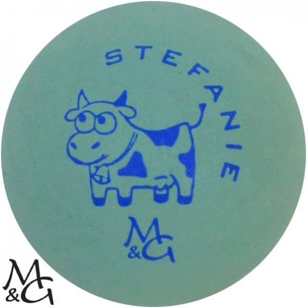 """M&G Stefanie - Kuh """"babyblau"""""""