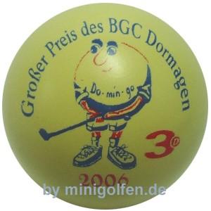 3D Großer Preis des BGC Dormagen 2006