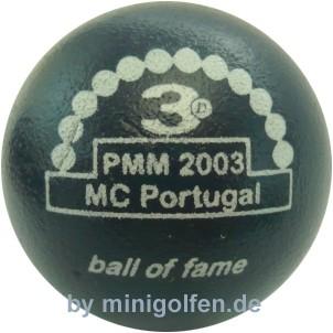 3D BoF PMM 2003 MC Portugal