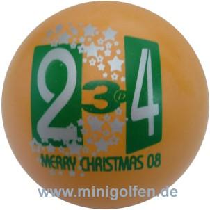 3D Merry Christmas 2008